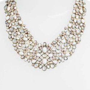 $68 BaubleBar Kew Statement Collar Necklace